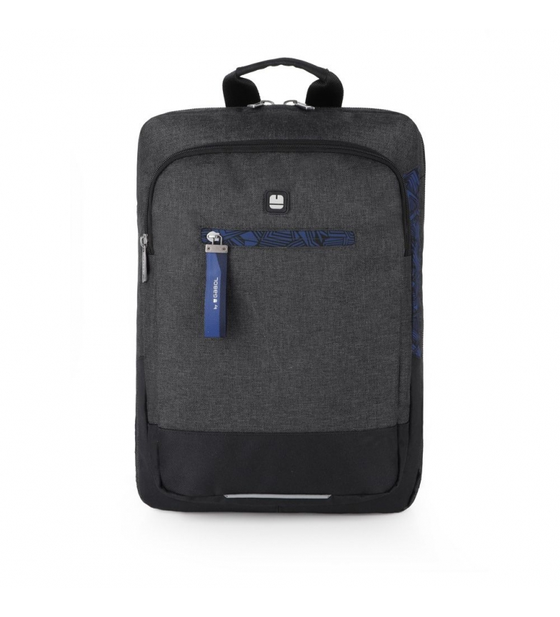 Gabol Cinquenta mochilas cinzentas -30x42x5cm