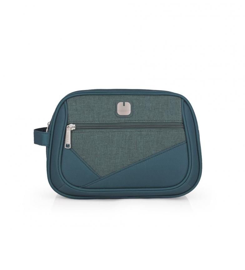 Comprar Gabol Trousse de toilette Mailer petit turquoise -28x20x14 cm