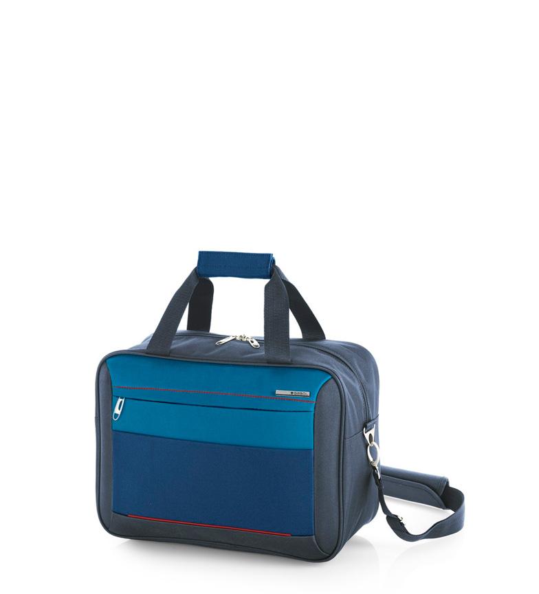 Comprar Gabol Reims saco azul -40x30x20cm-