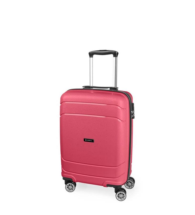 Comprar Gabol Trolley de cabina Shibuya coral -40x55x20cm-
