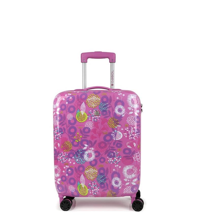 Comprar Gabol Trolley cabina Linda rosa -40x55x20cm-