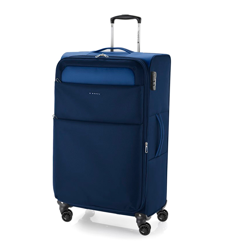 Comprar Gabol Carrello Blue Cloud  - 47x79x28 cm -