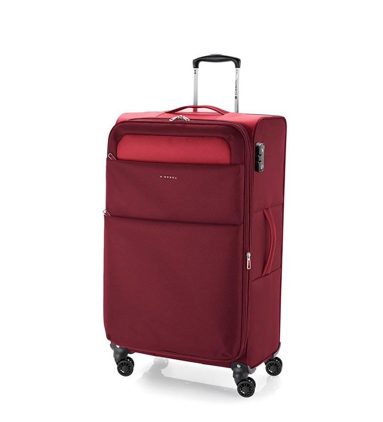 Comprar Gabol Carrello della nuvola rossa  - 47x79x28 cm -