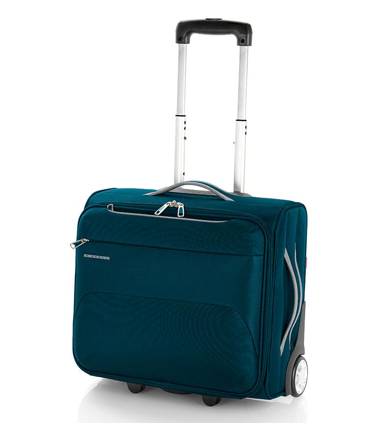 Comprar Gabol Chariot de cabine bleu Zambie -44x41x20cm-