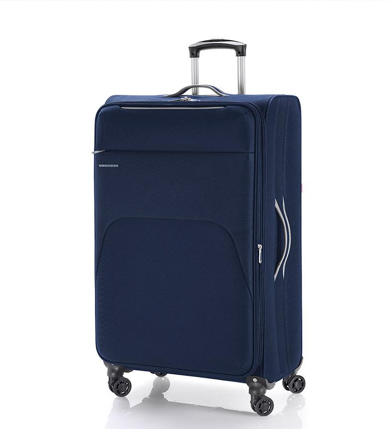 Comprar Gabol Trolley of great Zambia blue -47x79x30cm-