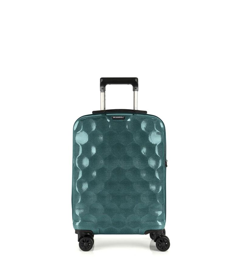 Comprar Gabol Trolley cabina Air turquesa -37x55x20cm-