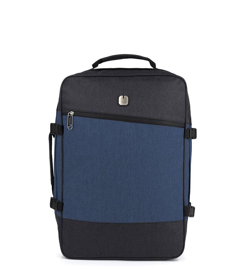 Comprar Gabol Mochila azul Saga -35x51x20cm