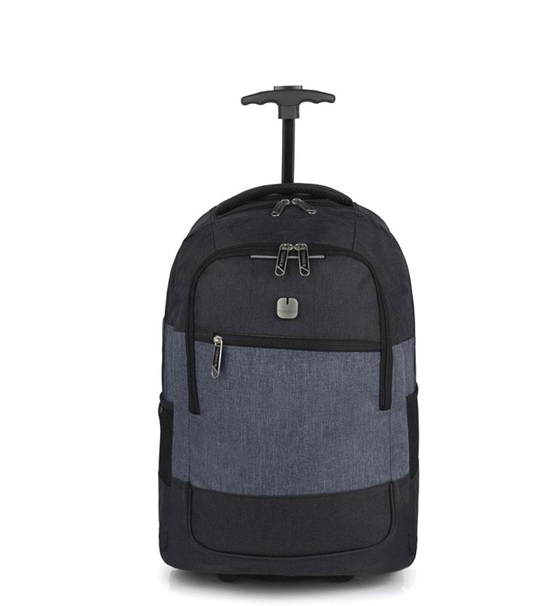 Comprar Gabol Cabin trolley-Backpack Saga grey -33x53x20cm-