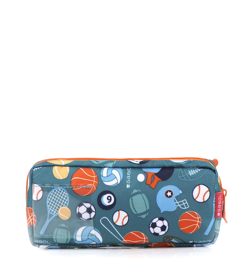 Comprar Gabol Gym turquoise case -22x10x4cm-