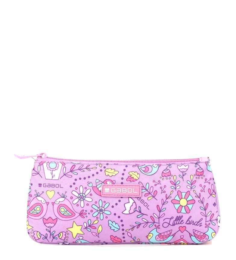 Comprar Gabol Pink Bird Case -22x10x0,5cm-