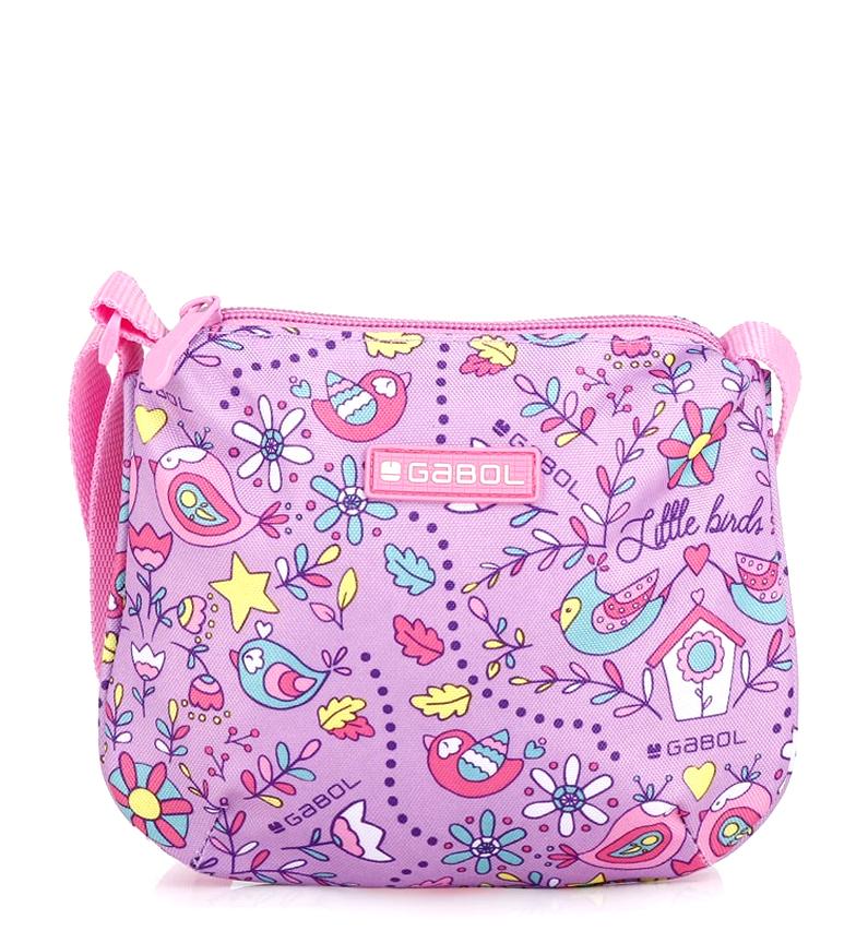 Comprar Gabol Bird bag pink -19x15x4cm