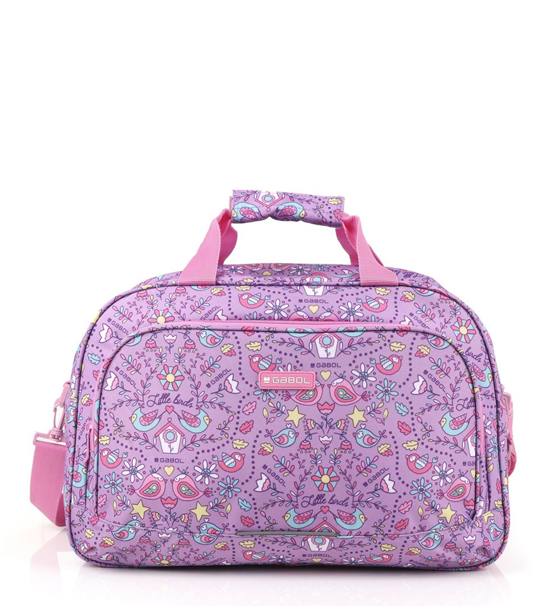 Comprar Gabol Bolso de Viaje Bird rosa -45x30x22cm-