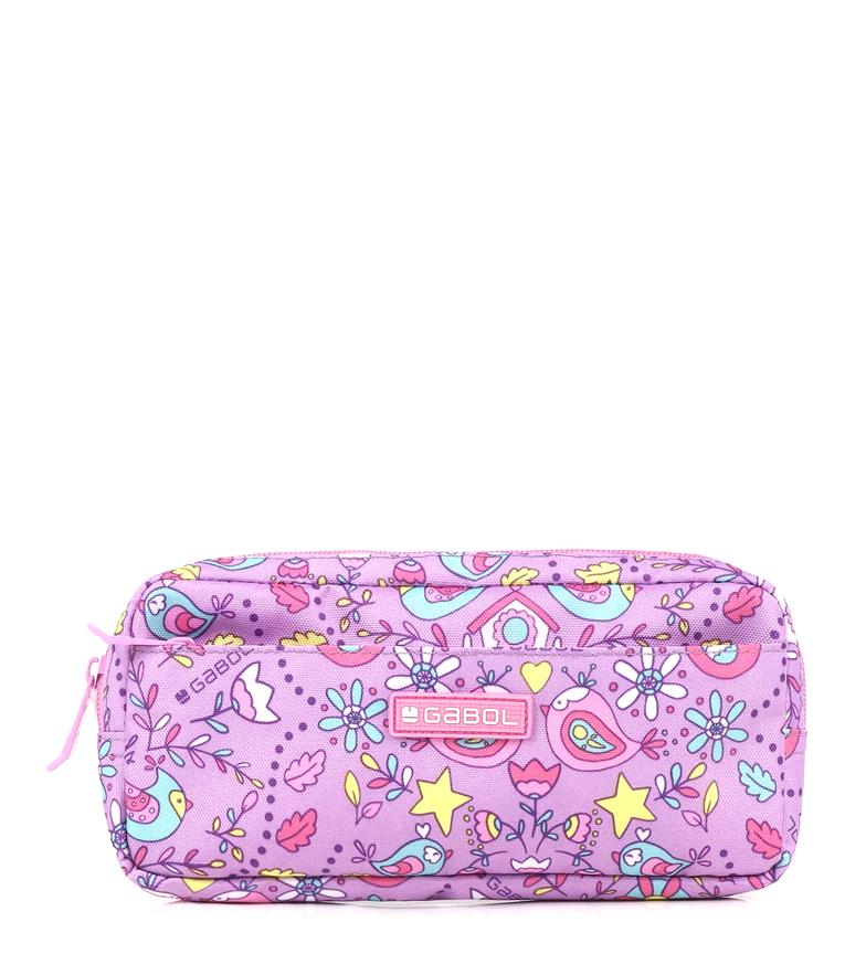Comprar Gabol Bird case pink -22x10x4cm-