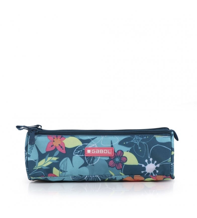 Comprar Gabol Blue Aloha Triple Case -22x7x7cm-