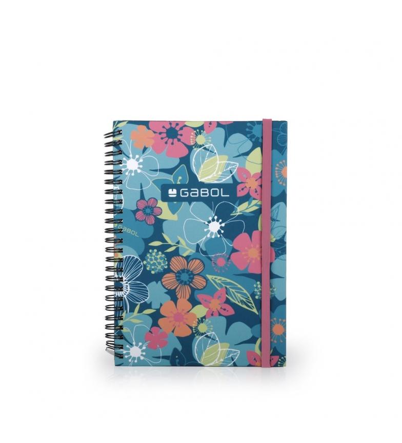 Comprar Gabol Notebook Aloha azul -15x21x0.5cm-