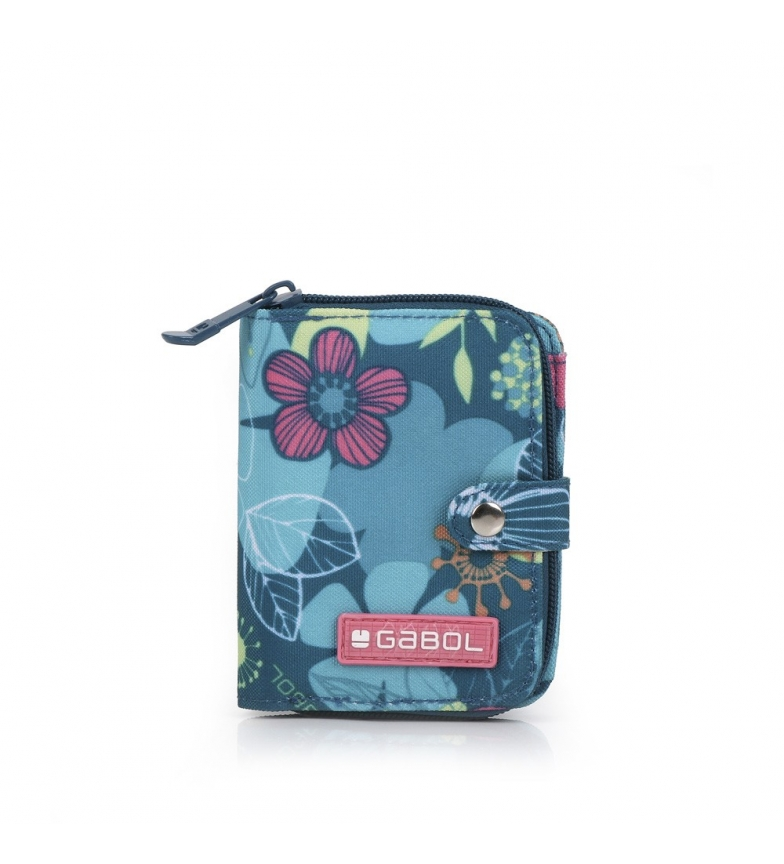 Comprar Gabol Portafoglio Aloha blu -12x9x2cm-