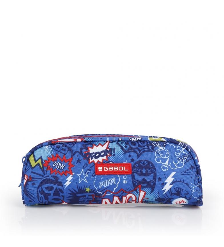 Comprar Gabol Custodia Blue Bang -22x8x6cm-