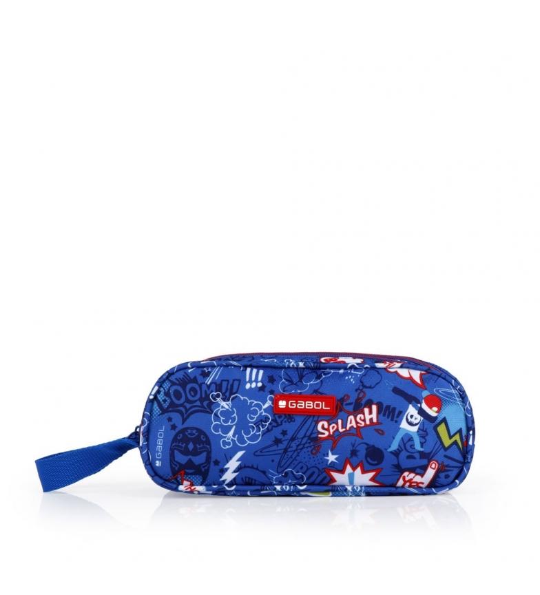 Comprar Gabol Custodia Blue Bang -24x9x7cm-