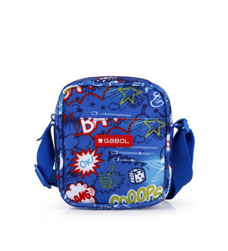Comprar Gabol Bang blue shoulder strap -13x14x4cm