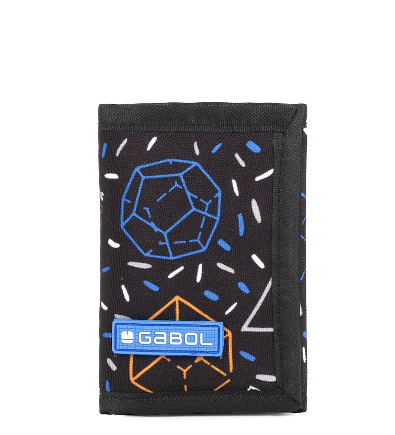 Comprar Gabol Wallet Space black -13x9x1cm