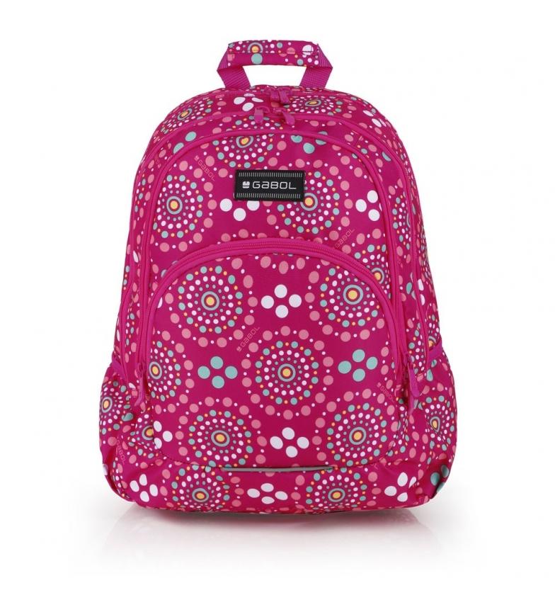 Comprar Gabol Mandy backpack pink -32x44x18cm