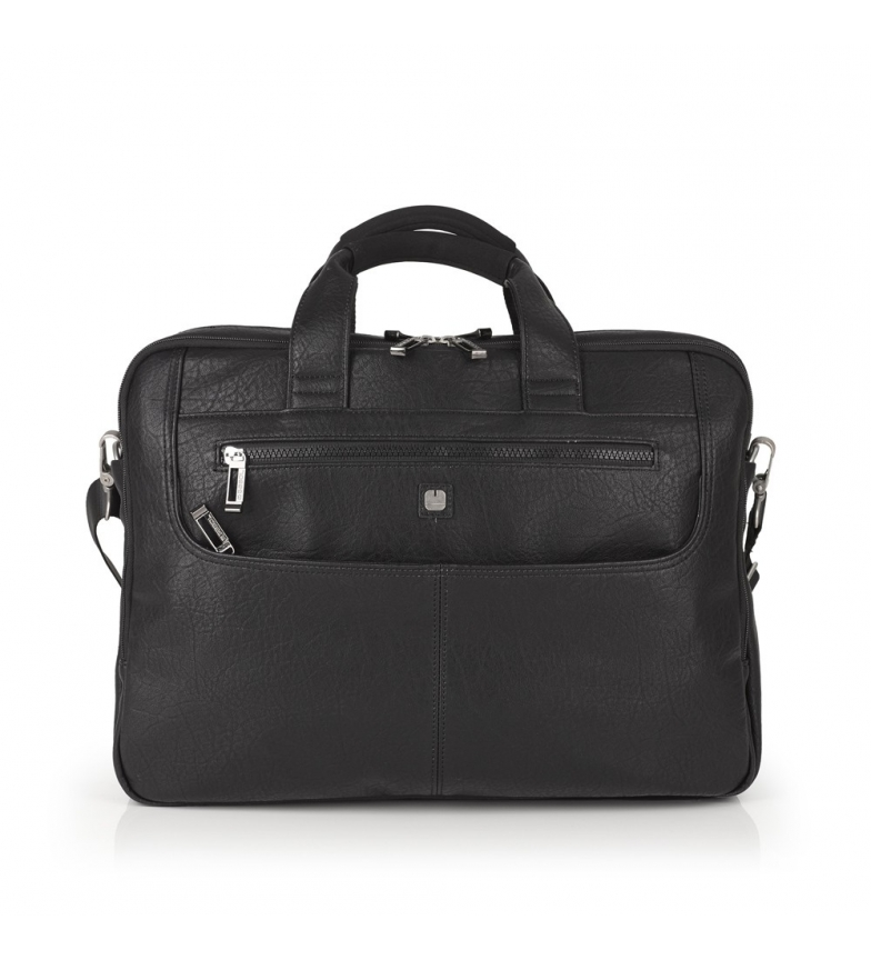 Comprar Gabol Valigetta valigetta valigetta nera -42x31x11  cm-