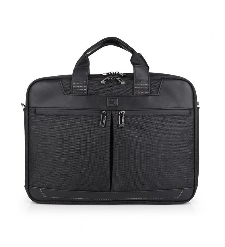 Comprar Gabol Transfer case black -42x31x11cm