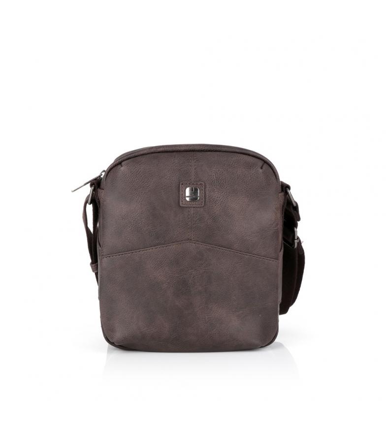 Comprar Gabol Chocolate Tour reporter shoulder bag -18x21x6cm