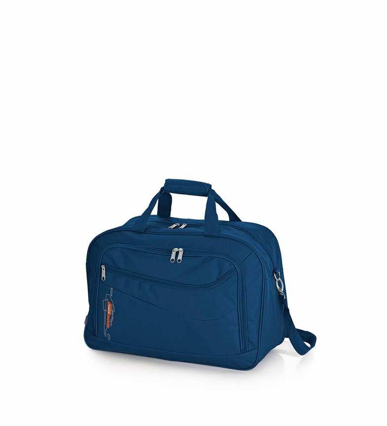 Comprar Gabol Mala de viagem azul de semana -50x35x23cm-