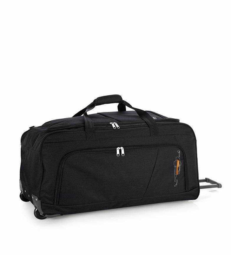 Comprar Gabol Suitcase Wheels Week 110L black -83x37x36cm-