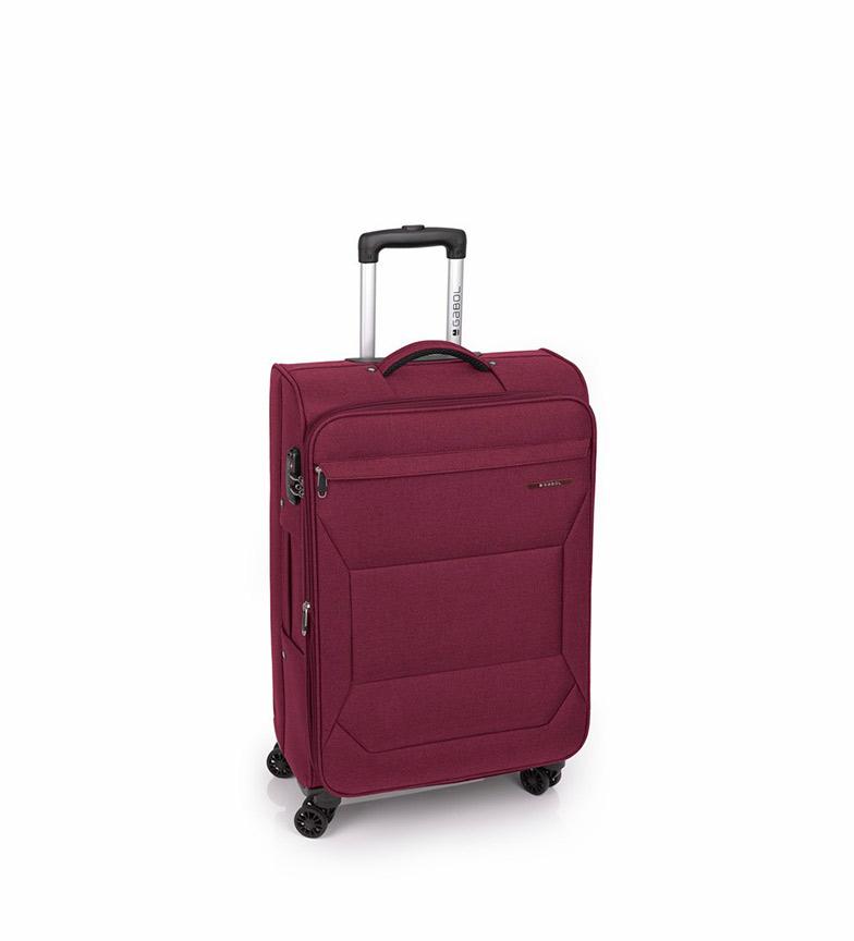 Comprar Gabol Trolley Mediano Board rojo -43x68x26cm-
