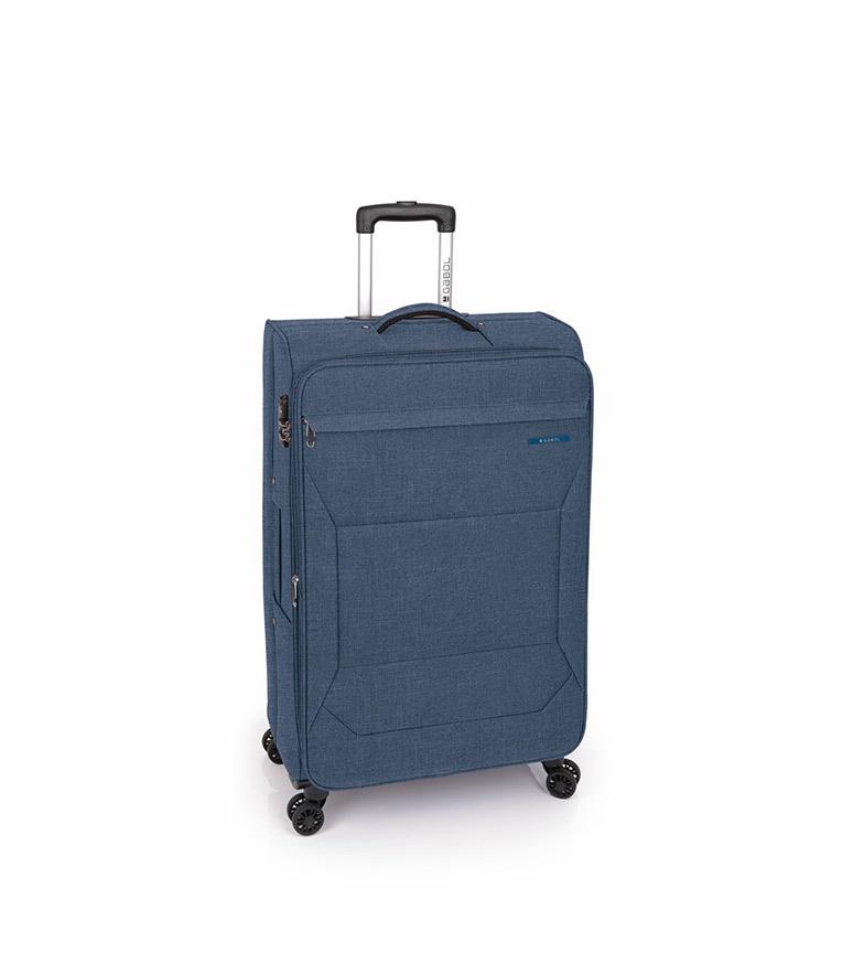 Comprar Gabol Trolley Grande Conseil bleu -43x68x26cm