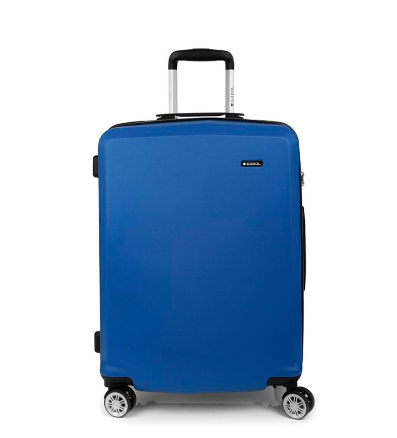 Comprar Gabol Trole azul médio Mondrian -46x65x28cm-