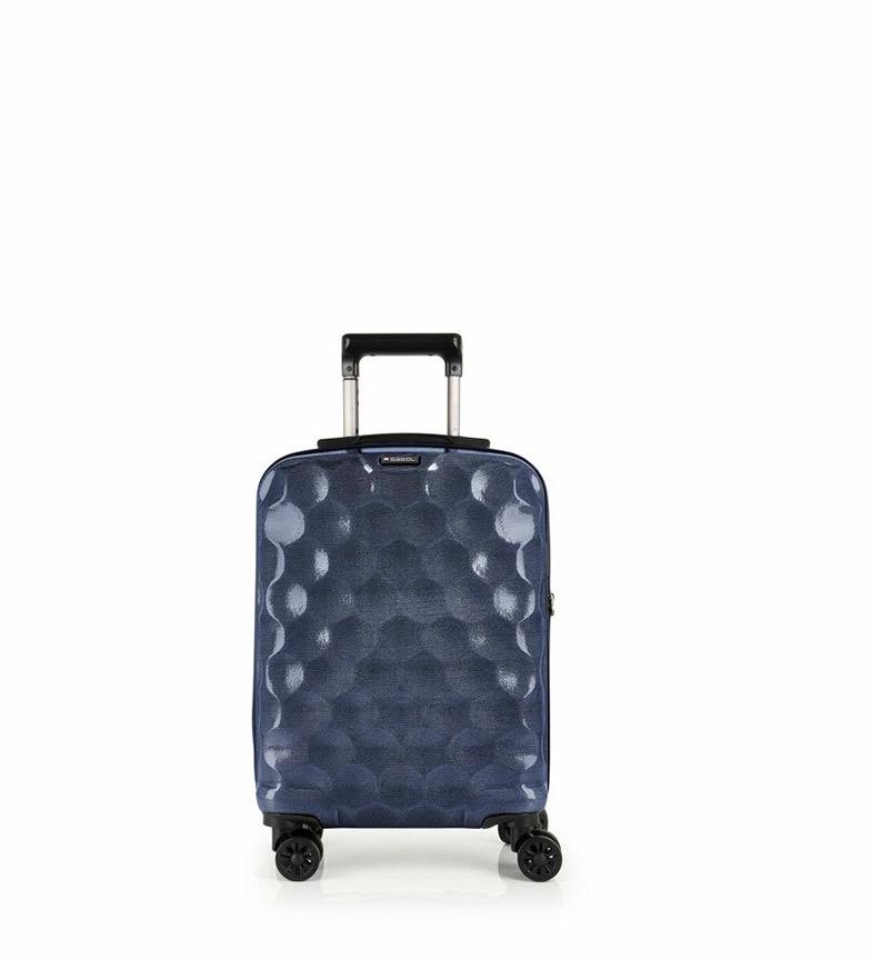 Comprar Gabol Trolley Cabine Air 31L azul -37x55x20cm-