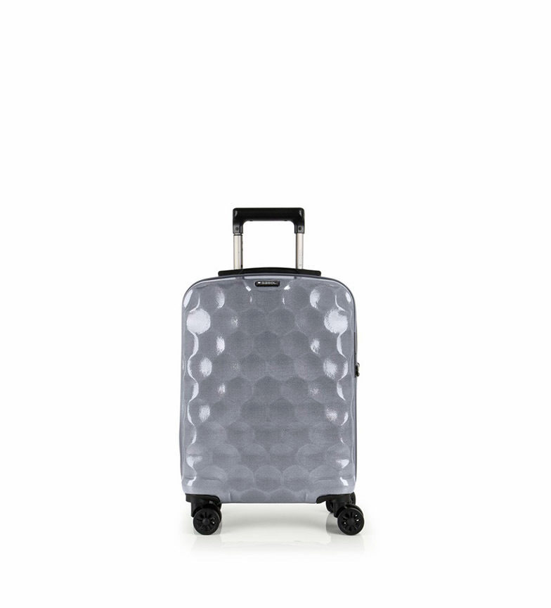 Comprar Gabol Trolley Cabina Air 31L plata -37x55x20cm-