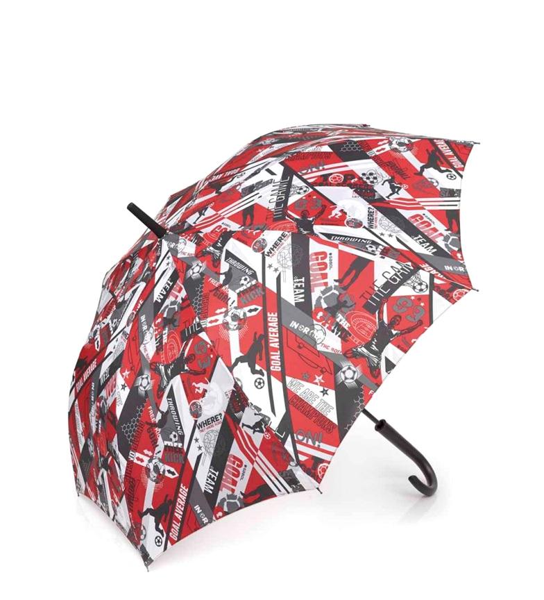 Comprar Gabol Paraguas Game rojo -58cm-