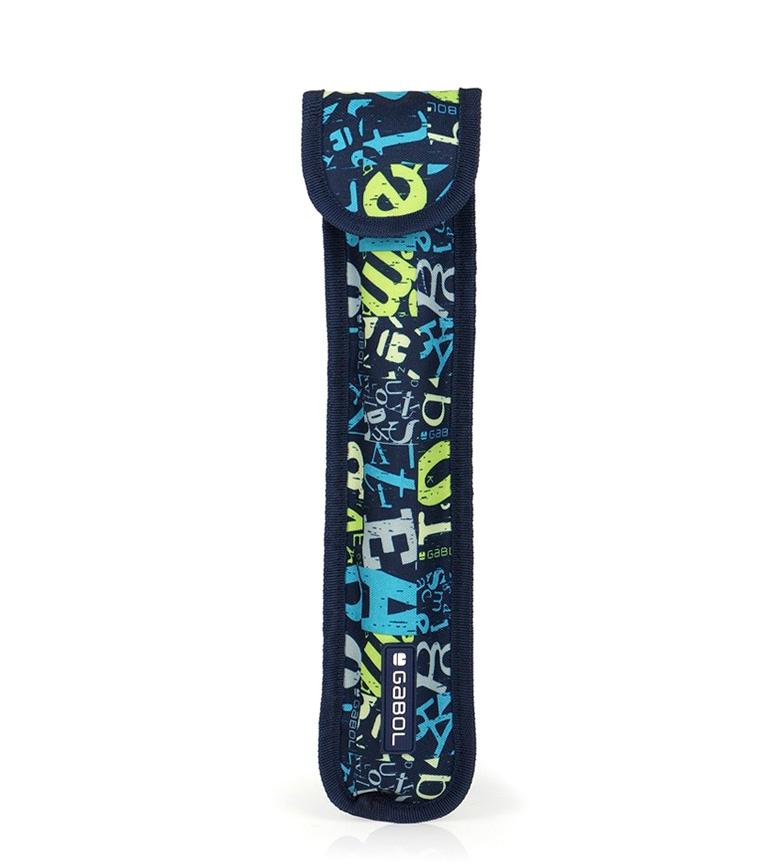 Comprar Gabol Flaker Marker bleu -37x8.5x0.5cm-