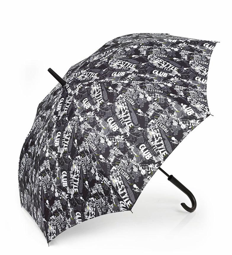 Comprar Gabol Umbrella Street nero -58cm-