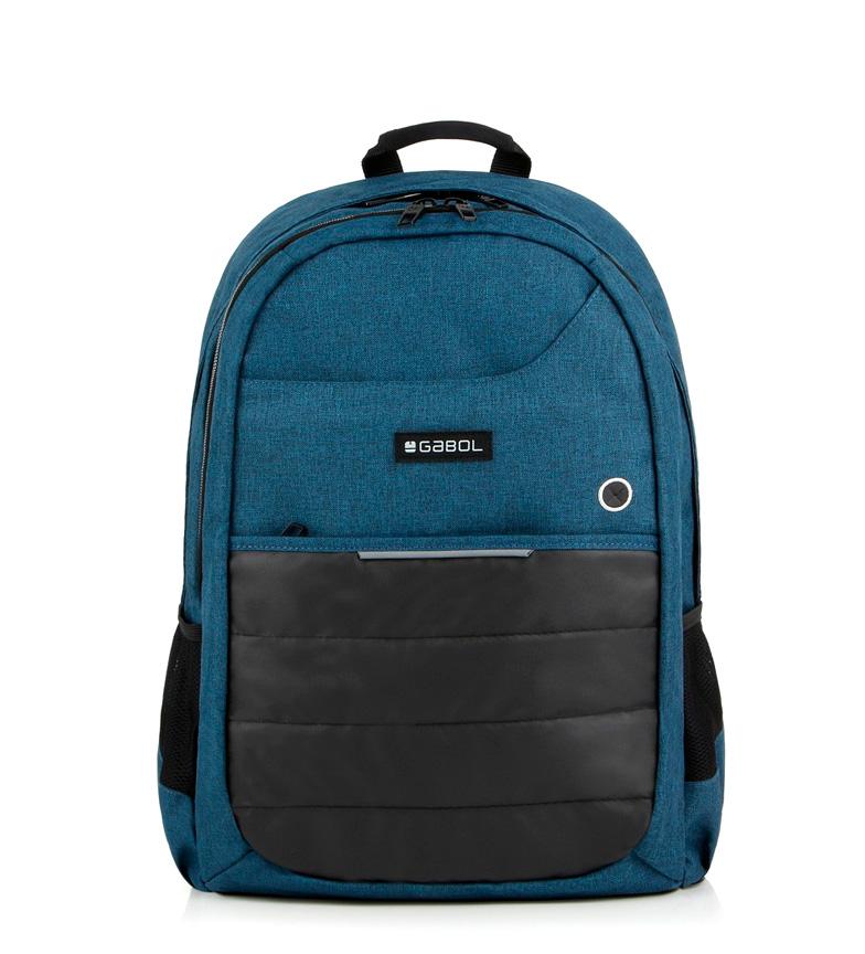 Comprar Gabol Mochila Work azul -34x46x20cm-