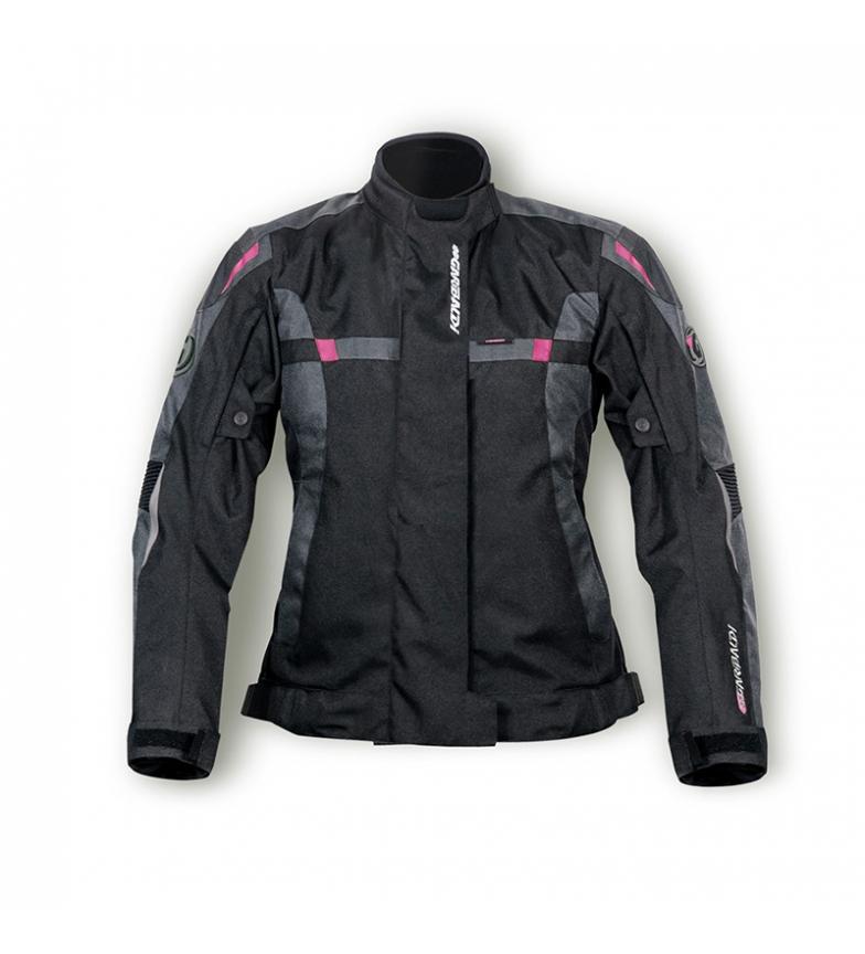 Comprar Garibaldi Hacker Lady black jacket, pink