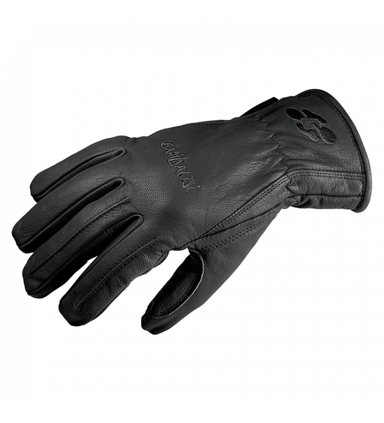 Comprar Garibaldi Campus Lady leather gloves black
