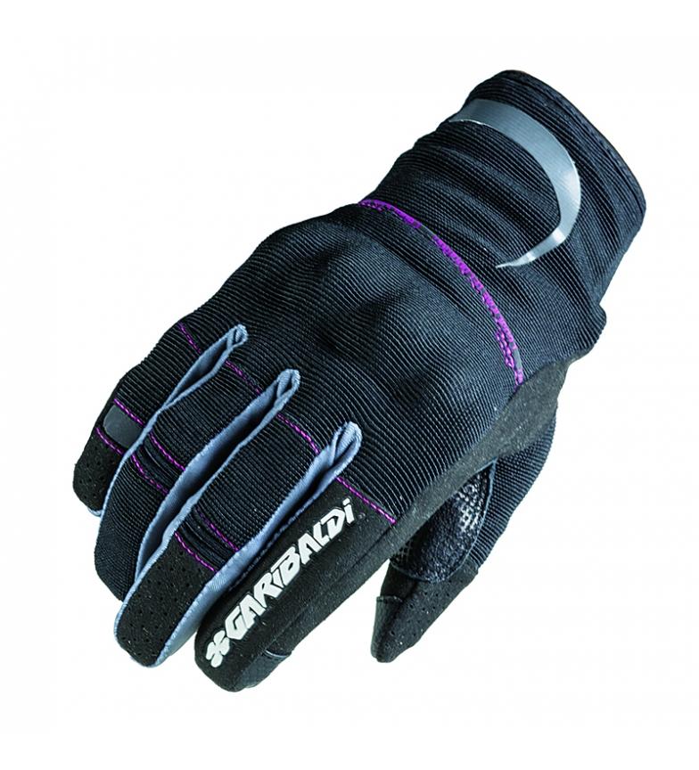 Comprar Garibaldi Indar Lady Capacitive black gloves