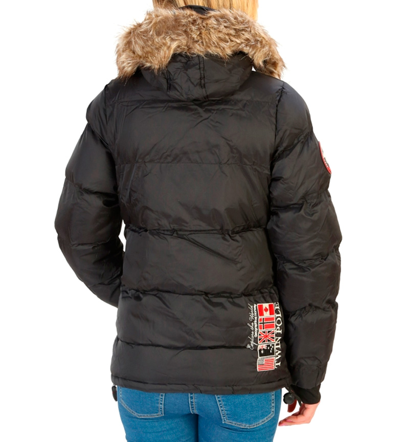 Geographical Norway Chaqueta Anson negro