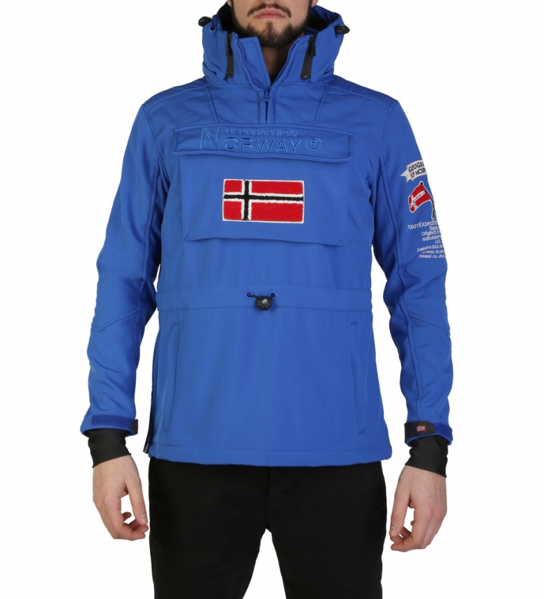 Comprar Geographical Norway Chaqueta Target azul