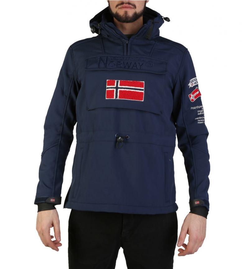 Comprar Geographical Norway Chaqueta Target marino