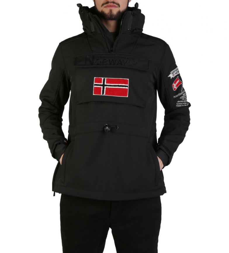Comprar Geographical Norway Target jacket black