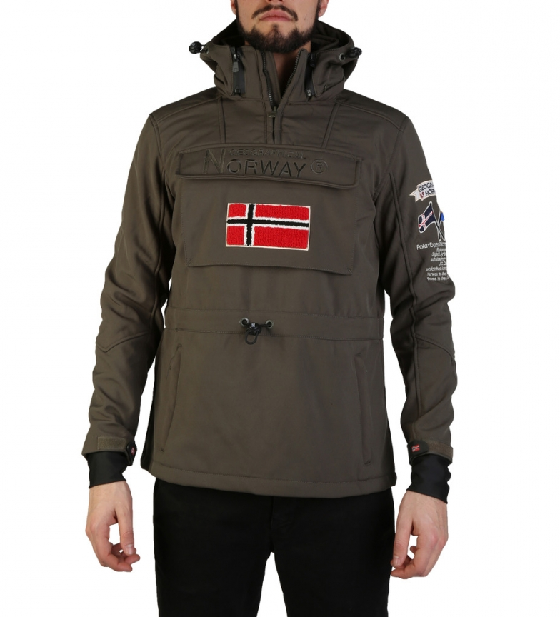 Comprar Geographical Norway Chaqueta Target verde
