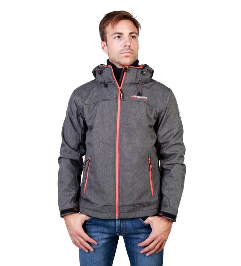 Comprar Geographical Norway Dark Gray Twixer Jacket
