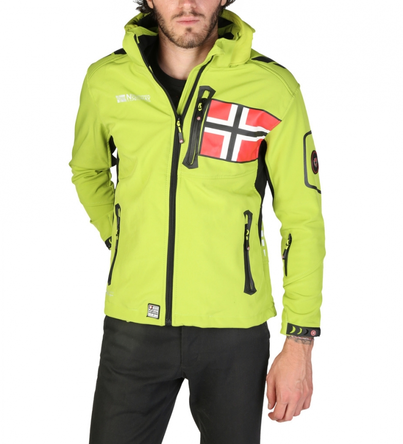 Geographical Green Norway Renade Chaquetas OkPZ80NwnX