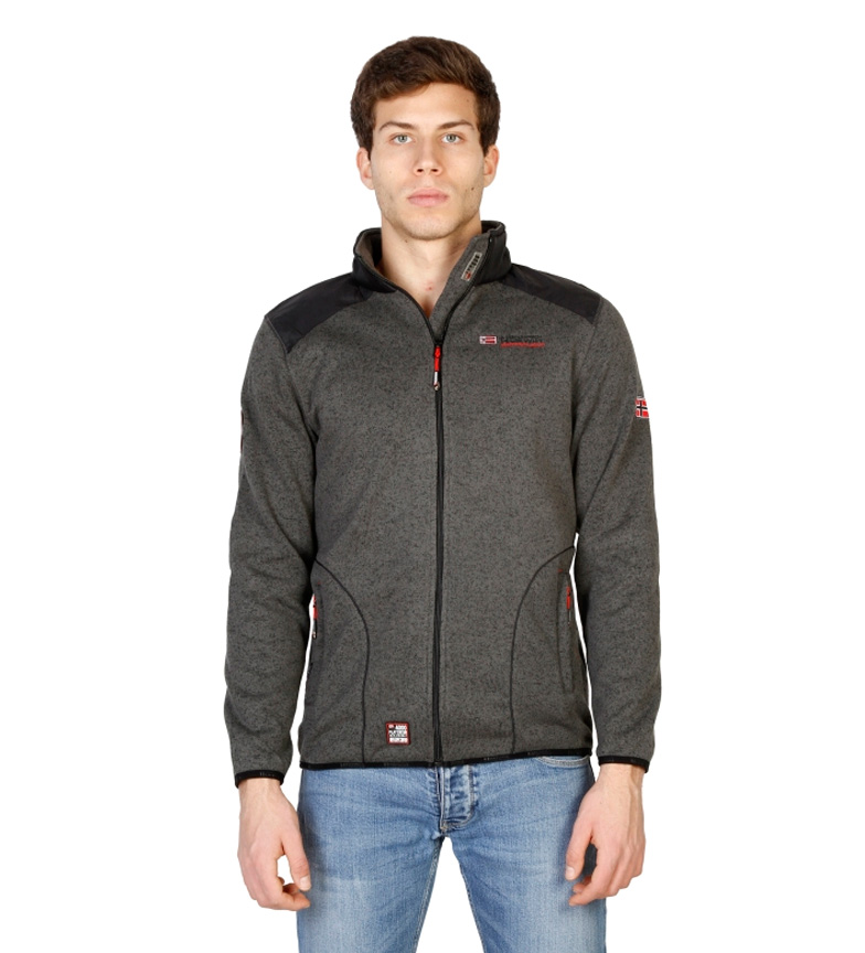Comprar Geographical Norway Sweat-shirt gris Tuteur